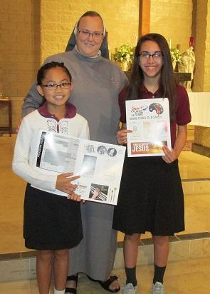 Congratulations to our Spirit Catholic Radio Folder Contest Winners!