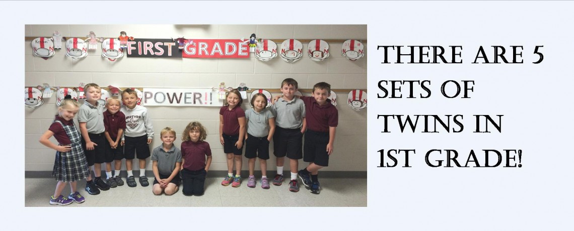 First Grade Power